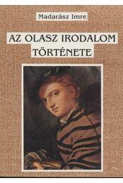 Az olasz irodalom története - Régikönyvek