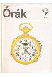 Órák - Régikönyvek
