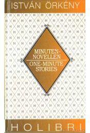 Minuten-novellen / One-Minute Stories - Örkény István - Régikönyvek
