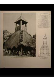 Az őrségek népi építészete - Régikönyvek