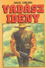 Vadászidény - Osborn, David - Régikönyvek