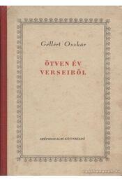 Ötven év verseiből - Régikönyvek