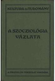 A szocziológia vázlata - Palante, G. - Régikönyvek