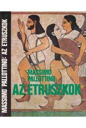 Az etruszkok - Régikönyvek