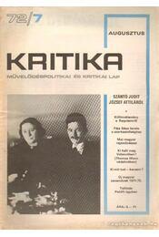 Kritika 72/7 - Pándi Pál - Régikönyvek