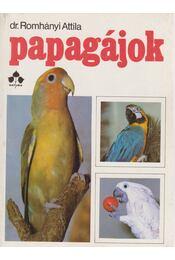 Papagájok - Régikönyvek