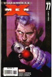 Ultimate X-Men No. 77 - Paquette, Yanick, Robert Kirkman  - Régikönyvek