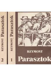 Parasztok I-II. - Régikönyvek