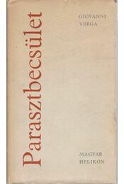 Parasztbecsület - Régikönyvek