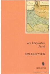 Emlékiratok - Pasek, Jan Chryzostom - Régikönyvek