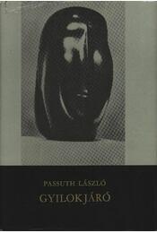Gyilokjáró - Passuth László - Régikönyvek