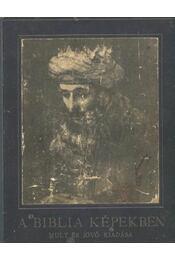 A biblia képekben - Patai József - Régikönyvek