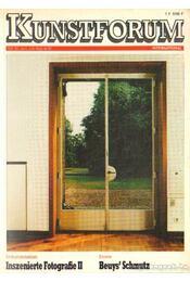 Kunstforum 1986. Juni, Juli, August - Pawolski, Andrea (szerk.) - Régikönyvek