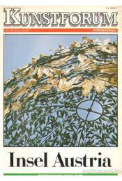 Kunstforum 1987. Mai, Juni - Pawolski, Andrea (szerk.) - Régikönyvek