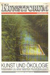 Kunstforum 1988. Februar, März - Pawolski, Andrea (szerk.) - Régikönyvek