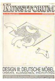 Kunstforum 1989. März/April - Pawolski, Andrea (szerk.) - Régikönyvek