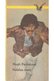 Halálos tréfa - Pentecost, Hugh - Régikönyvek