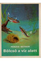 Bölcső a víz alatt - Pénzes Bethen - Régikönyvek