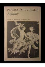 Szatírák - Régikönyvek