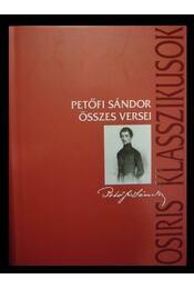 Petőfi Sándor összes versei - Régikönyvek
