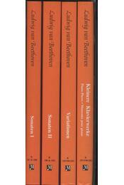 Piano Solo Complete Edition I-IV. - Régikönyvek