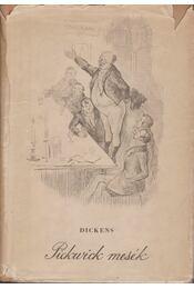 Pickwick mesék - Régikönyvek