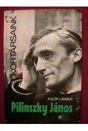 Pilinszky János - Régikönyvek
