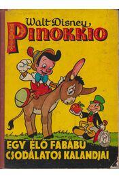 Pinokkio - Régikönyvek