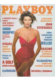 Playboy 1990. április - Régikönyvek