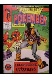 A Csodálatos Pókember 1994/3. március 58. szám - Régikönyvek