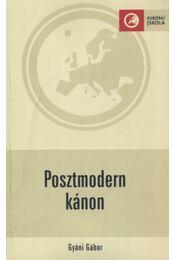 Posztmodern kánon - Régikönyvek