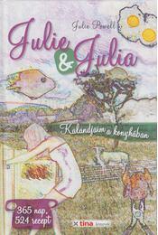 Julie & Julia - Powell, Julie - Régikönyvek