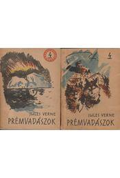 Prémvadászok I-II. kötet - Régikönyvek
