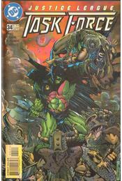 Justice League Task Force 34. - Priest, Bernado, Ramon - Régikönyvek