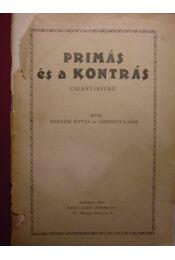 Primás és a kontrás - Régikönyvek