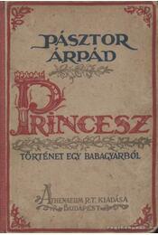 Princesz - Pásztor Árpád - Régikönyvek