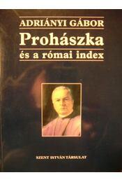 Prohászka és a római index - Régikönyvek