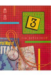 Project English 3. Student's Book + Workbook - Régikönyvek