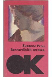Bernardiniék terasza - Prou, Suzanne - Régikönyvek