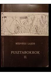 Pusztabokrok II. - Régikönyvek