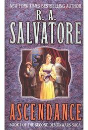 Ascendance - R.A. Salvatore - Régikönyvek