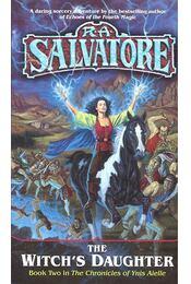 The Witch's Daughter - R.A. Salvatore - Régikönyvek