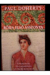 Róma első asszonya - Régikönyvek