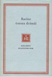 Racine összes drámái - Régikönyvek
