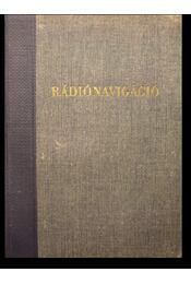 Rádiónavigáció - Régikönyvek