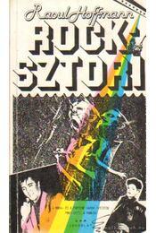 Rock-sztori - Raul Hoffmann - Régikönyvek