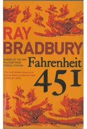 Fahrenheit 451 - Ray Bradbury - Régikönyvek