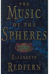The Music of the Spheres - REDFERN, ELIZABETH - Régikönyvek