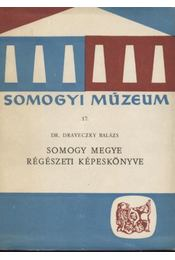 Somogy megye régészeti képeskönyve - Régikönyvek