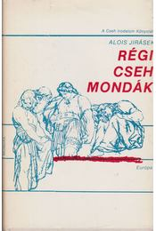 Régi cseh mondák - Régikönyvek